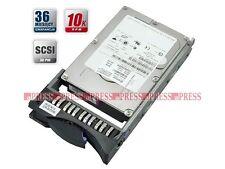 NUEVO Disco Duro IBM 90p1311 300gb U320 SCSI HP 10k