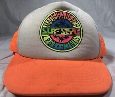 Vintage Surf Style Madeira Beach Truck Style Hat