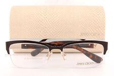 62be03ec35fd Jimmy Choo Eyeglass Frames 86 8tm Brown havana for Women