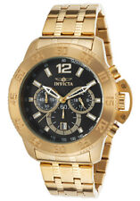 Invicta Specialty Chronograph Black Dial Mens Watch 17448