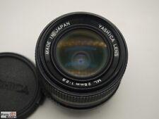 Yashica ML 28mm 1:2,8 Contax / Yashica Weitwinkel Objektiv lens (Ø 52mm)