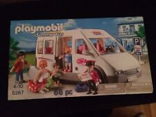 Playmobil 5267 Hotel Shuttle Bus New in Box!