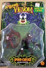 toybiz  Marvel Spiderman Venom New  Spider-Carnage action figure