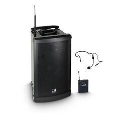 LD Systems Roadman 102 HS Mobiler PA Lautsprecher mit Headset Mikrofon