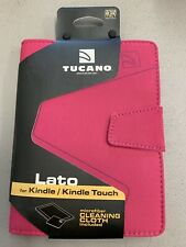 Kindle - Kindle Touch 3G Technic Fabric Case Tucano - Pink