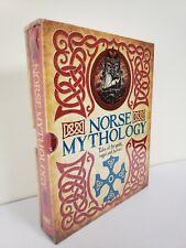 Norse Mythology 2019 Illustrated Slipcase First Edition