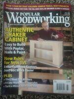 Popular Woodworking Magazine (June 2006) #155 - Wood, Tools, Build