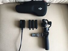 DJI Osmo with 4K Camera + 3 batteries, mic, case, variable ND Filter