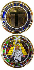 Baptized in Christ / Raised to Walk in the Newness of Life Challenge Coin 2454