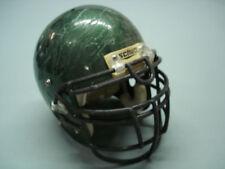 used SCHUTT AIR Advantage Varsity Football Helmet X LARGE Met. green
