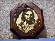 Jesus Art Print Framed Religious Wall Decor