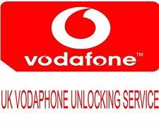 UNLOCK CODE SERVICE FOR IPHONE 6S 6S PLUS 6 PLUS 6 SE 5S 5C 5 4S 4 UK VODAFONE