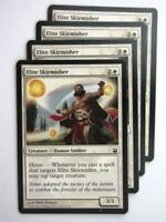 MTG Magic Cards: ELITE SKIRMISHER x4 Born of the Gods playset # 24C31