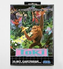 Juego Sega Mega Drive TOKI PAL
