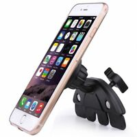 360° Magnetic CD Slot Car Dash Mount Cell Phone Holder Cradle for iPhone Samsung