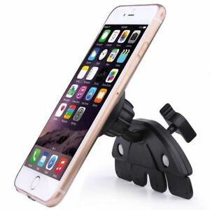 360° Magnetic CD Slot Car Dash Mount Cell Phone Holder Cradle for iPhone Samsung
