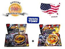 Takara Tomy BB119 Death Quetzalcoatl 125RDF + BB126 Flash Sagittario 230 WD