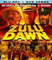 Zulu Dawn (Blu-ray / DVD Combo), Good Disc, James Faulkner,Peter Vaughan,Denholm