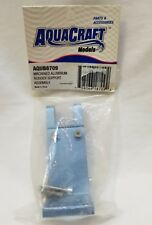 AquaCraft RC Boat Machined Aluminum Rudder Support Assembly AQUB8709