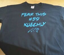 Carolina Panthers Luke Kuechly #59 nfl fear this t shirt
