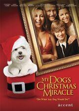 My Dog's Christmas Miracle (DVD, 2011)