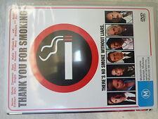 THANKYOU FOR NOT SMOKING AARON ECKHART WILLIAM H. MACEY DVD M R4