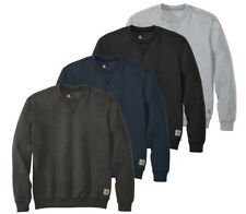 New Carhartt Men's Midweight Crewneck Sweatshirt CTK124 - Choose Size and Color
