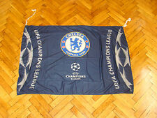 Chelsea Soccer Flag Champions League Football Official 5ft x 3ft NEW 150x90cm.