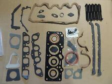 Detroit 32389CS Full set gaskets & head bolts Fits 1981-85 Ford 98 4 Cyl Escort