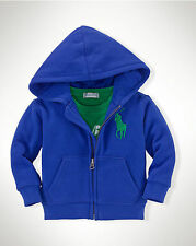 Ralph Lauren 100% Cotton Clothing (0-24 Months) for Boys