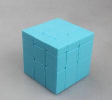 YuXin Ice Kylin Mirror Cube 3x3x3  Block Magic Cube Blue  Toy Gift