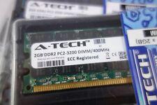 A-Tech 4GB Kit PC2-3200 DDR2 400mhz Desktop 240-pin Memory RAM ECC Registered