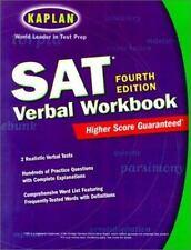 Kaplan SAT Verbal Workbook, 4th Edition (Kaplan SAT Critical Reading Workbook)