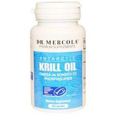 Dr. Mercola, Krill Oil, 60 Capsules