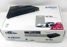 Audison Bit Ten D Signal Interface Processor With DRC-Digital Remote Control