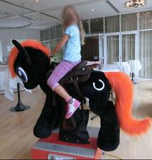 Pony Kiddieride Schaukelpferd Schaukel 240V gross Selten Automat Einzelstück