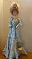 125th Anniversary Gibson Girl Bridesmaid Doll - Franklin Heirloom