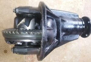 Toyota Land Cruiser 80 Series Front Differential Reverse Action 4.1