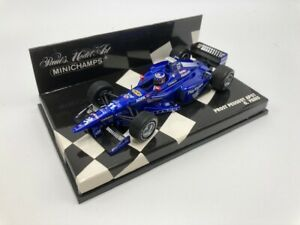 Minichamps 1:43 Prost Peugeot AP01, F1 1998 driver Olivier Panis