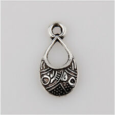 70 Handbag Tibetan Silver Charms Pendants Jewelry Making Findings 17mm EIF0168