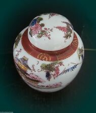 Asiatisches Porzellan-Dosen aus