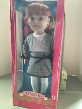 18in Madame Alexander Friends 4 Life Red Head Doll