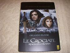 LE CROCIATE (2005) EDIZIONE SPECIALE IN STEEL BOX 2 DVD (leggere descrizione)