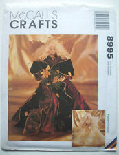 "16"" angel  decorations  Christmas decor pattern 8995 uncut"