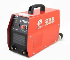Stick Welder 220V 160 Amp 50/60Hz Lotos ST1600 Portable Stick Welding Brand New