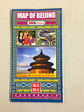 China Civil International Tourist Corporation Map of Beijing Travel Guide