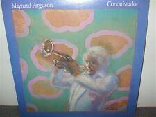 Maynard Ferguson . Conquistador - Themes From Star Trek & Rocky . LP