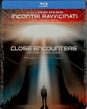 Close Encounters of the Third Kind Limited Edition SteelBook (Region Free Italy)