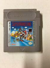 Nintendo Game Boy Super Mario Land GB Game Cartridge