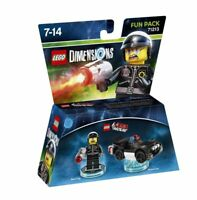 LEGO Dimensions: Fun Pack - LEGO Movie Bad Cop NEW (PS4PS3/360/XBOX)